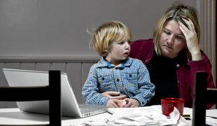 The Great Recession, Families, and the Safety Net